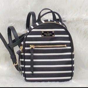 Kate Spade Mini Brady Nylon Backpack NWT